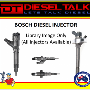 BOSCH COMMON RAIL INJECTOR. HYUNDAI / KIA  2.50L.  33800-4A500